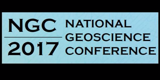 National Geoscience Conference 2017 - GSM\'s 50th Anniversary
